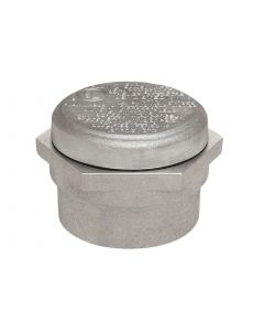 Aluminum High Flow AST Emergency Vent Female Thread - 4""