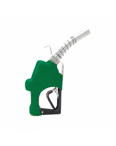 Husky Heavy Duty Diesel Nozzle with 3-Notch Hold Open Clip