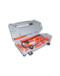 XL Tool 10 Ton Porta Power Body/Frame Repair Kit With Carry Case