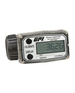 03N Medium-Flow Digital Water Meter Gallon/Litre, NPT