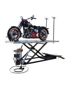 Titan 1,500 lb Motorcycle Lift - Electric