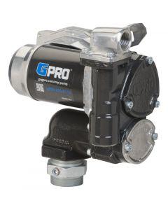 GPI V25-012PX-XT 12V 25 GPM Fuel Transfer Pump, Extreme Temp