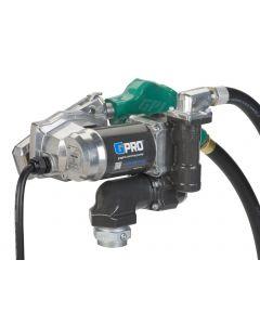 GPRO 170001-03 24V 25 GPM Modular Fuel Transfer Pump W/ Auto Shut-off Nozzle