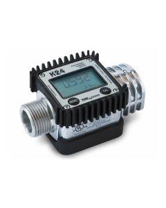 """PIUSI K24-UL M/F 1""""NPT Digital Meter"""