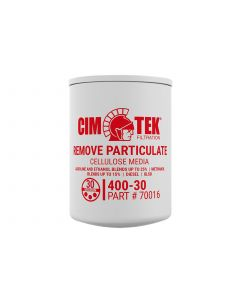 "Cim-Tek 400-30 High Capacity Filter 1"""