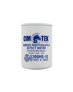 """3/4"""" Cim-Tek Filter 300HS-10"""