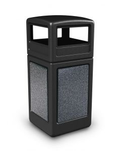 DCI 42-Gallon StoneTec Waste Container