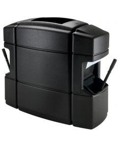 DCI Waste 'N Wipe 40-Gallon Service Center