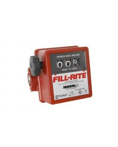 "FILL-RITE 807C 3/4"" Fuel Mechanical Flow Meter"
