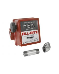 Fill-Rite Mechanical 3 Wheel Register Meter