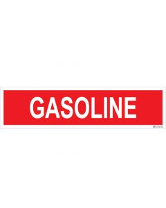 "3"" X 12"" GASOLINE PUMP Decal"