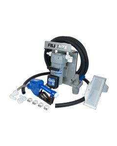 Fill-Rite 12V DC DEF Pump System with Auto Nozzle & Micro Matic® RPV