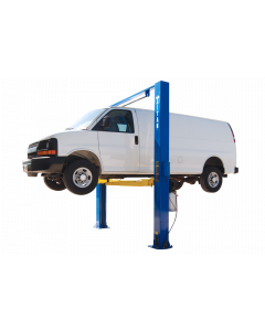 Titan 10,000 lb 2-Post Clear Floor Direct-Drive Lift