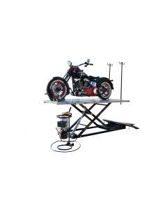 Titan 1,500 lb Motorcycle Lift - Electric