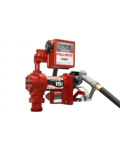 Fill-Rite 1211G 12 Volt DC 15 GPM Pump With Meter