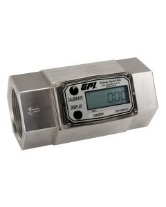 "GPI 03A3 2GM2"" 30-300 GPM Digital Turbine Meter"