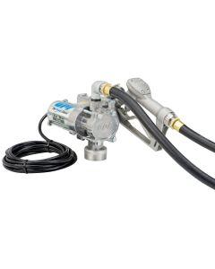GPI EZ-8 12 Volt DC 8 GPM Electric Gear Pump