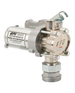 GPI 137700-01, EZ-8-Methanol-PO Nickel-Plated Aluminum Fuel Transfer Pump
