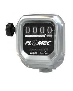 FLOMEC 139121-06 QM240N10 Mechanical Fuel Meter