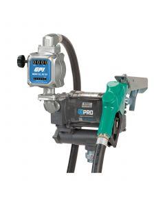 GPRO PRO20-115AD/M30-G8N 115 Volt Pump & Meter W/Auto Nozzle, Hose