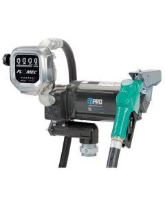 GPRO PRO35-115AD/QM240G8N 115 Volt Pump & Meter Combo W/ Auto Nozzle