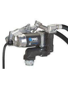 GPI 170001-02 24V 25 GPM Modular Fuel Transfer Pump W/ Manual Shut-off Nozzle