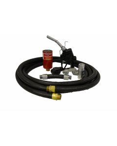 High Flow Gasoline DC Kit w/out Meter