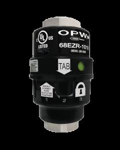 """OPW 68EZR 1"""" Reconnectable Breakaway"""