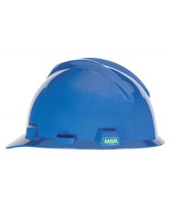 MSA V-Gard Hard Cap Uni-Pro Suspension (Blue)