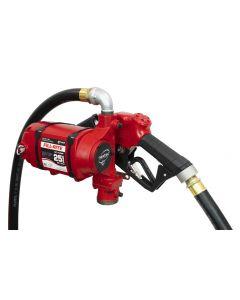 Fill-Rite NX25-120NB-AA Fuel Pump W/Hose & Nozzle