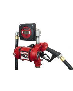 Fill-Rite NX25-120NB-AB Pump W/Meter