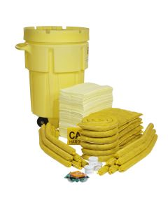 SpillTech 95 Gallon Wheeled HazMat Spill Kit