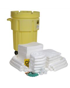 SpillTech Oil-Only 95 Gallon Wheeled Spill Kit