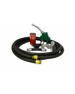 High Flow Diesel DC Kit w/out Meter