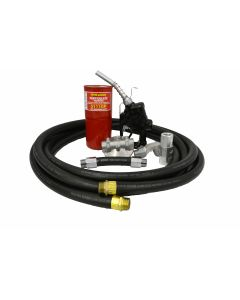 High Flow Gasoline AC Kit w/out Meter