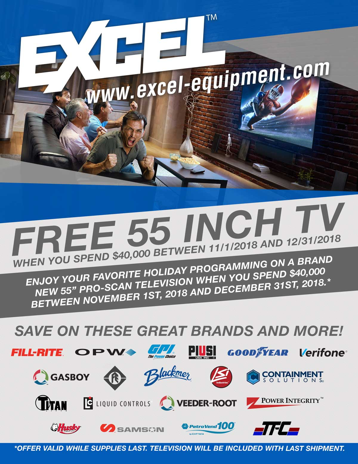 Free TV Flyer
